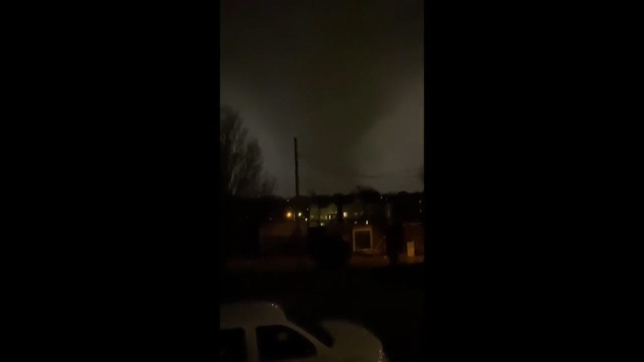 Tornadoes Hit Tennessee, Killing At Least 22 People