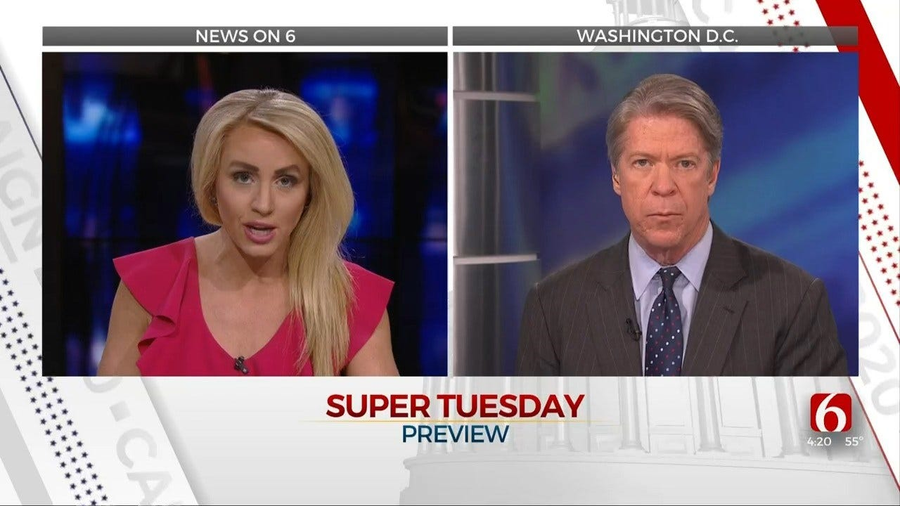 Super Tuesday Preview With CBS News Correspondent Major Garrett