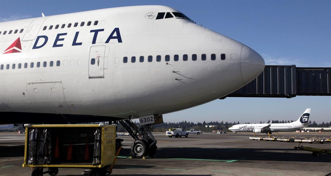 Delta, American Suspend New York Flights To Milan As Coronavirus Spreads To Italy