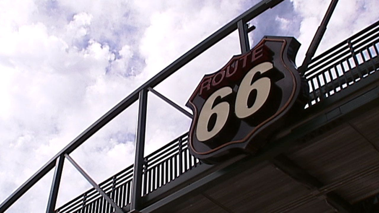 Route 66 Main Street Holds Public Forum On The Future Of The Highway