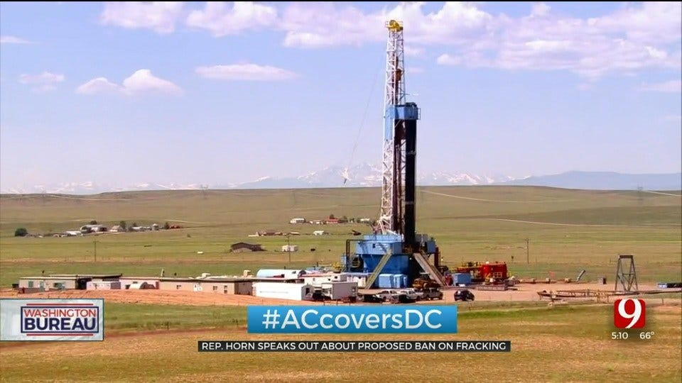 Kendra Horn Speaks Out About Proposed Ban On Fracking