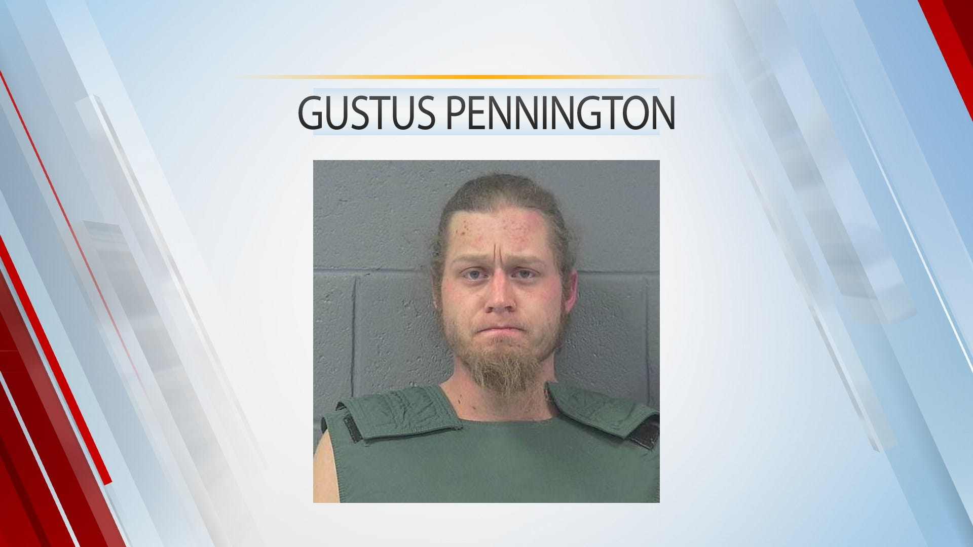 UPDATE: Man Holds Girlfriend Hostage, Uses Shock Collar On 3-Year-Old, Rogers Co. Deputies Say