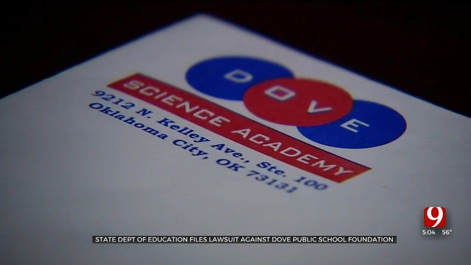 Dove Charter Schools Accused Of Illegally Obtaining Names, Addresses Of Okla. Students