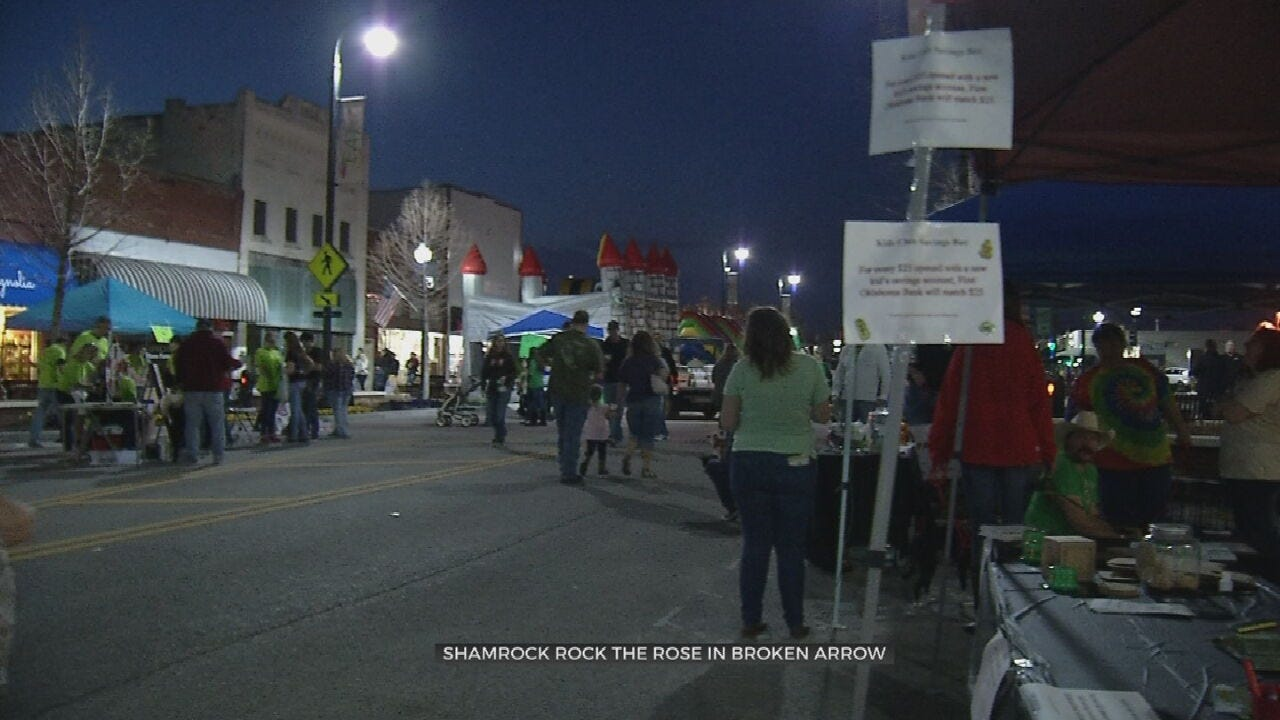 6th Annual ShamRock The Rose To Be Held In BA