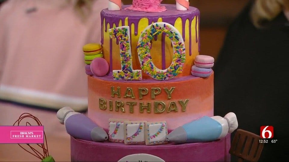 All Things Cake Celebrates 10 Years Of Business