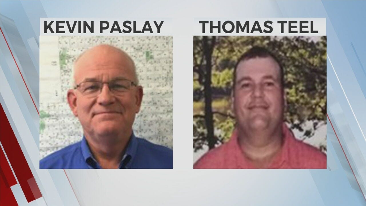 Charges Filed Against Long-Time Osage County Employee, Commissioner