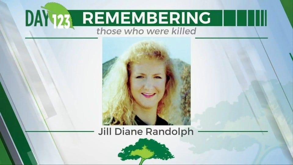 168 Day Campaign: Jill Diane Randolph