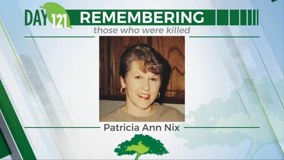 168 Day Campaign: Patricia Ann Nix