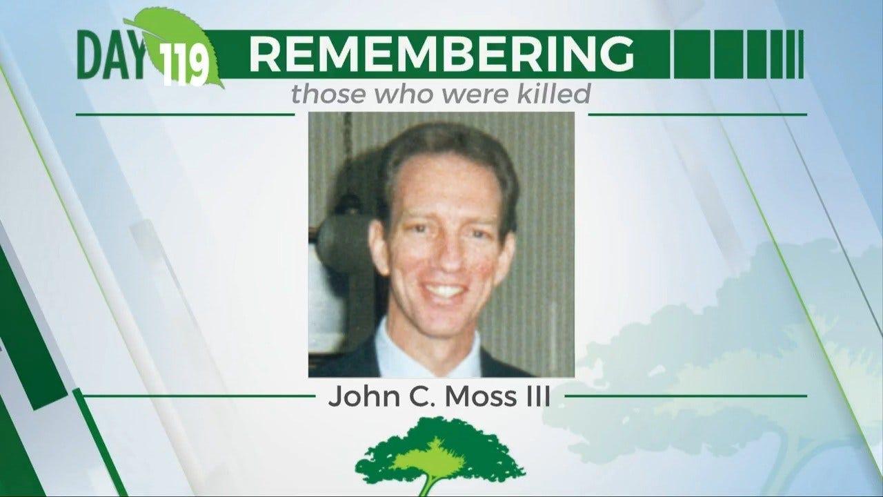 168 Day Campaign: John C. Moss III