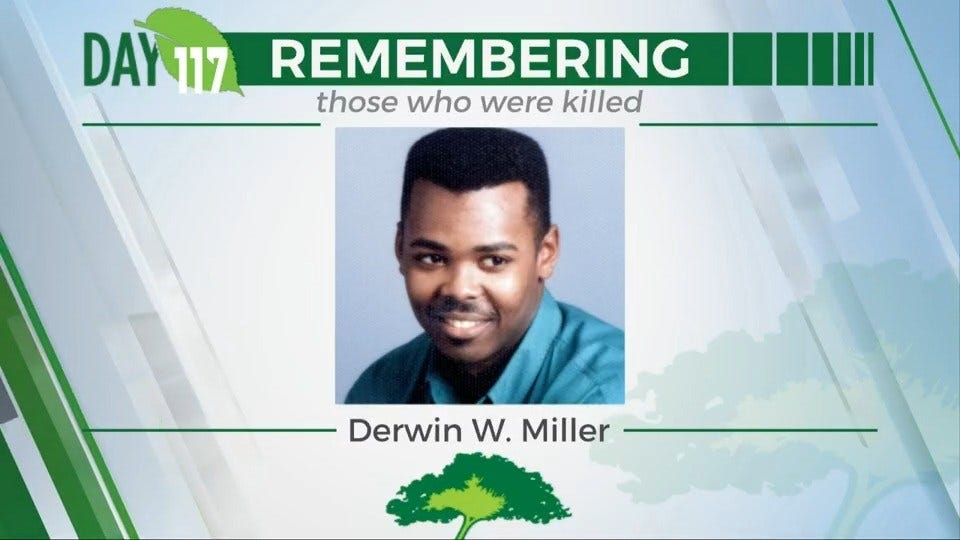 168 Day Campaign: Derwin W. Miller