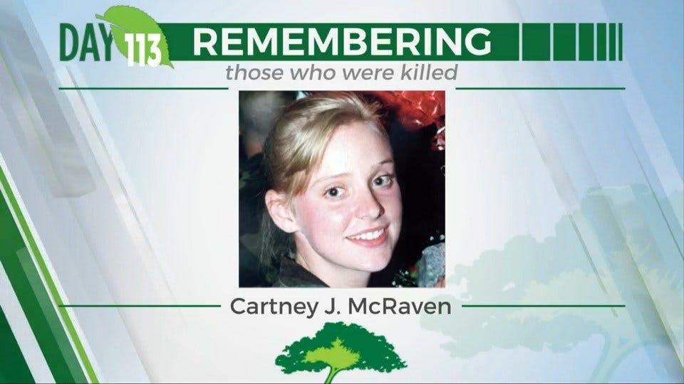 168 Day Campaign: Cartney J. McRaven
