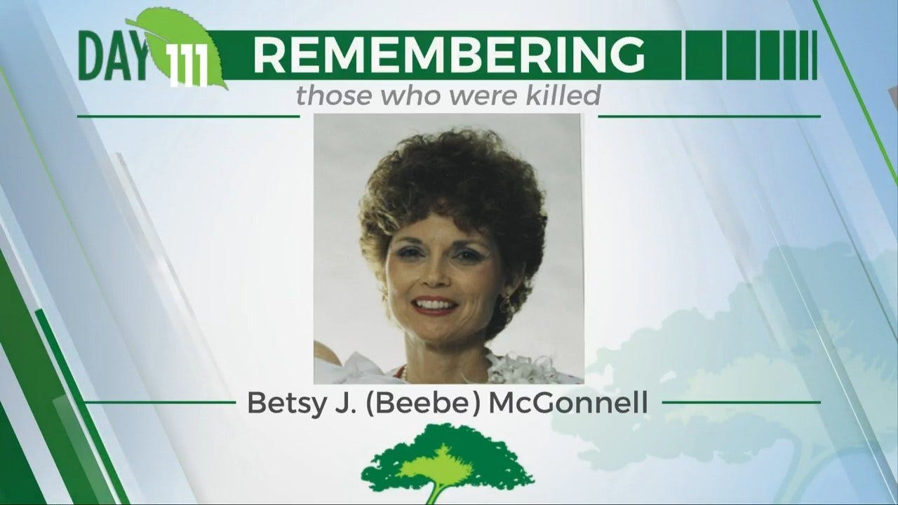 """168 Day Campaign: Betsy """"Beebe"""" McGonnell"""