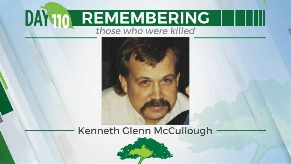 168 Day Campaign: Kenneth Glenn McCullough