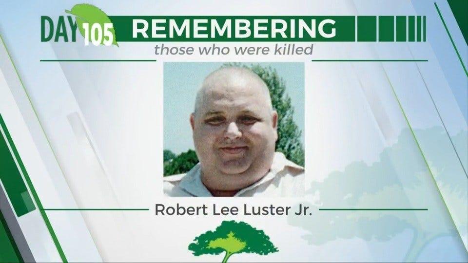 168 Day Campaign: Robert Lee Luster Jr.