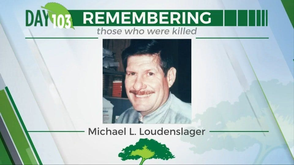 168 Day Campaign: Michael L. Loudenslager