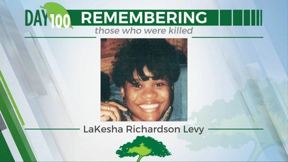 168 Day Campaign: LaKesha Richardson Levy