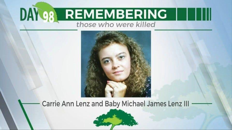 168 Day Campaign: Carrie Ann Lenz & Baby Michael James Lenz III