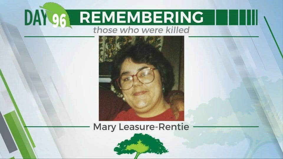 168 Days Campaign: Mary Leasure- Rentie