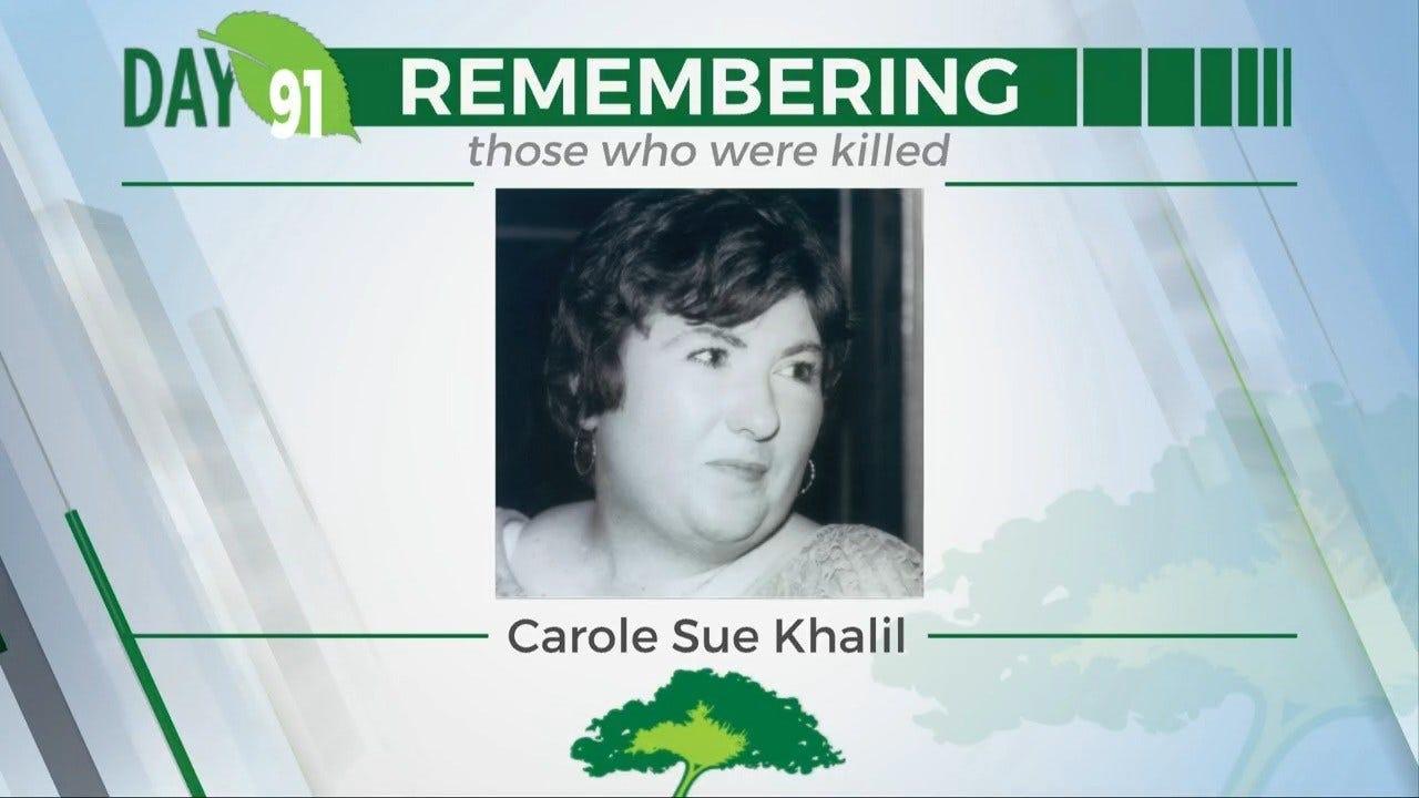 168 Days Campaign: Carole Sue Khalil