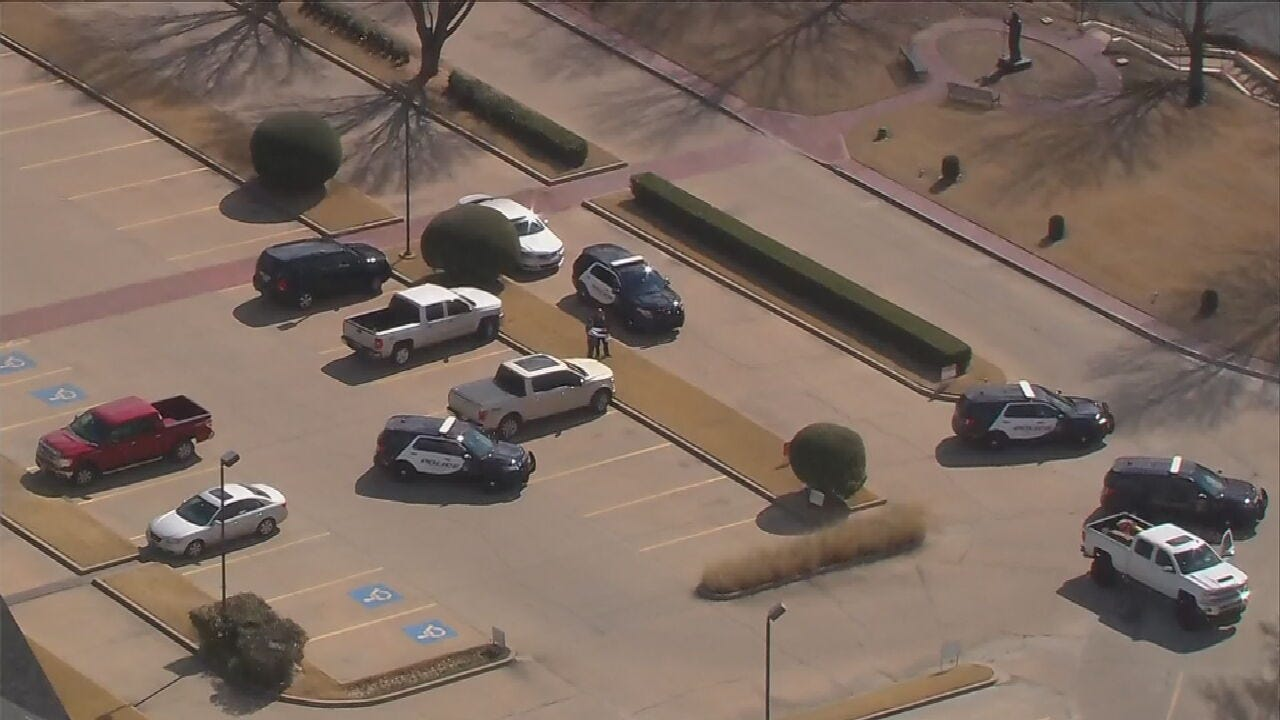Woman In Custody After Stolen Vehicle Chase Through Broken Arrow