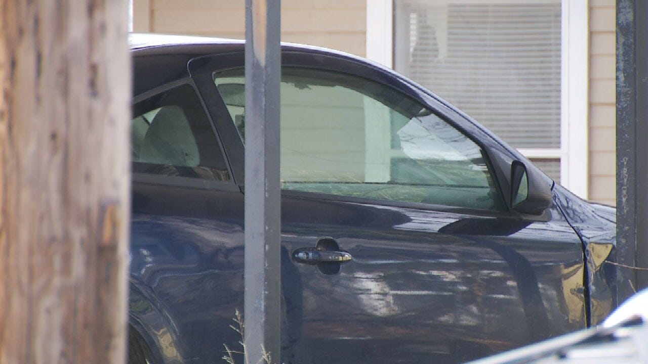 Police Investigating Shooting In Sand Springs Neighborhood