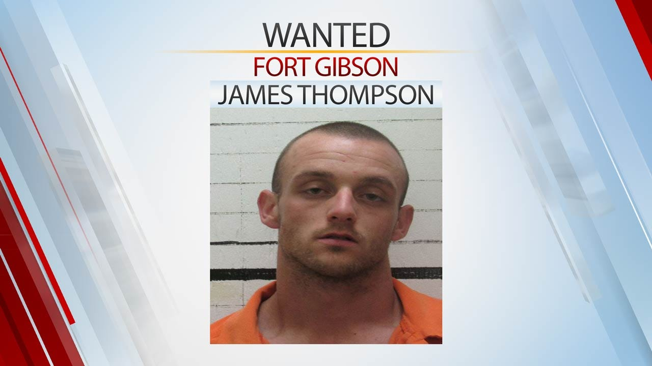 US Marshals Search For Man Accused Of Shooting At Fort Gibson Officer