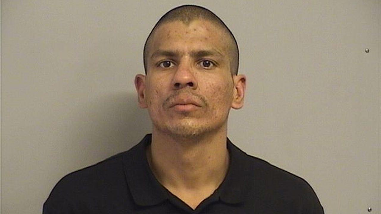 Tulsa Man Accused Of Repainting Stolen Truck