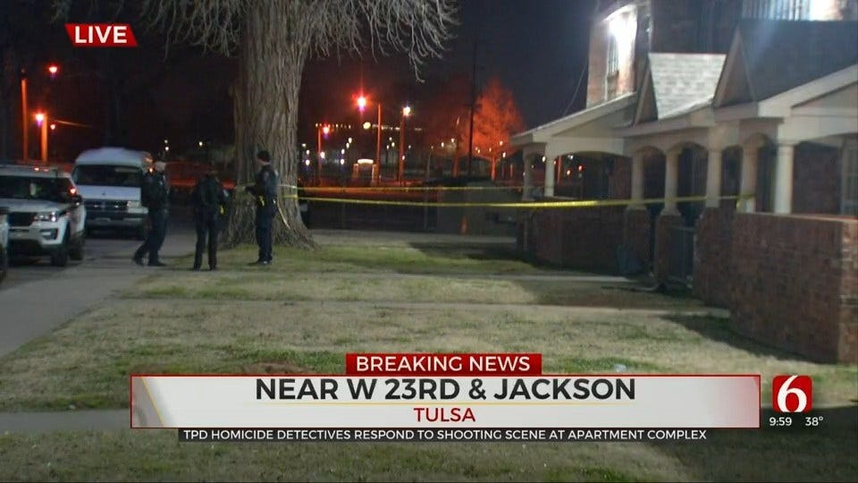 Tulsa Police: Shooting Leaves Man In Critical Condition At River View Apartments