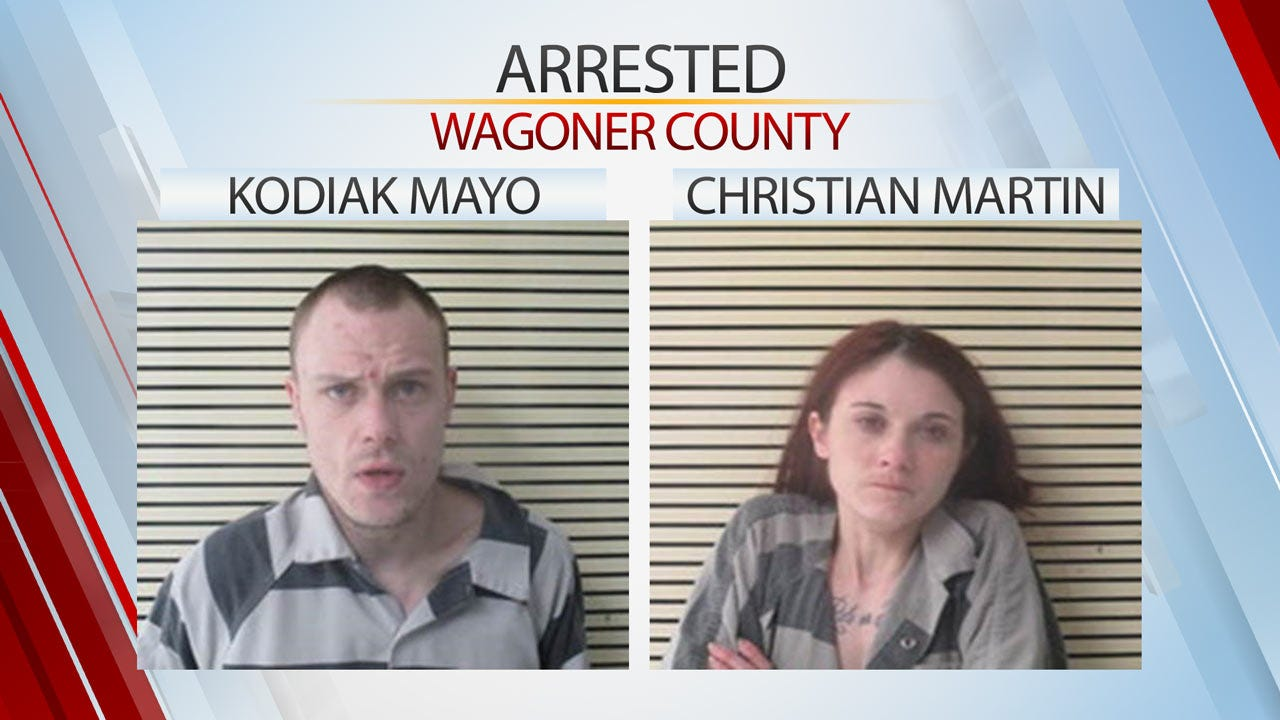 2 Arrested After Chase Ends In Wagoner Co. Deputies Say