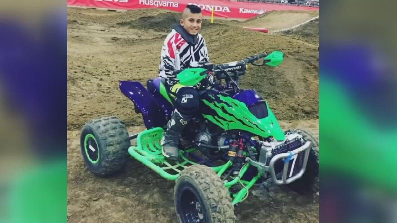 ATV Stolen From Missouri Boy While Visiting Tulsa Motocross Race