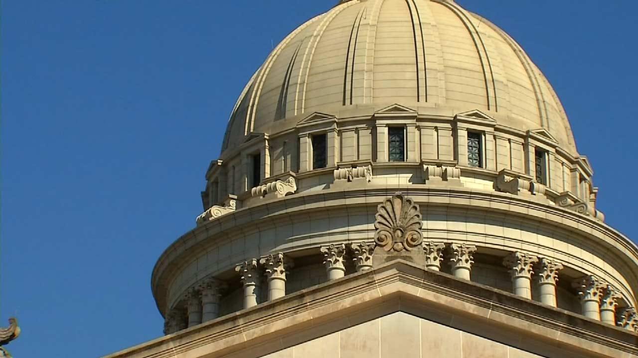 Oklahoma House Passes Bill That Would Make Domestic Strangulation A Violent Crime