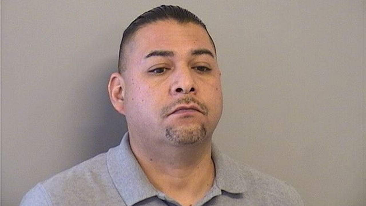 Tulsa Man Charged With Molesting 14-Year-Old Girl
