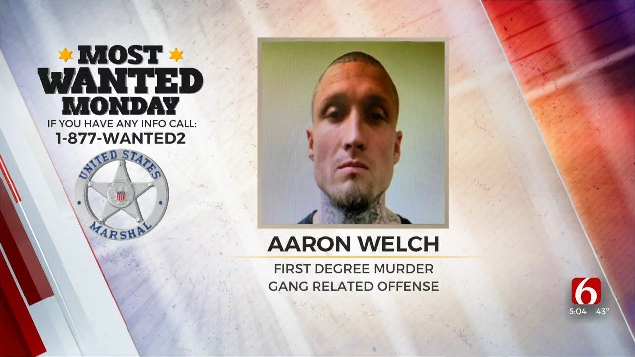 Most Wanted: U.S. Marshals Searching For Murder Suspect
