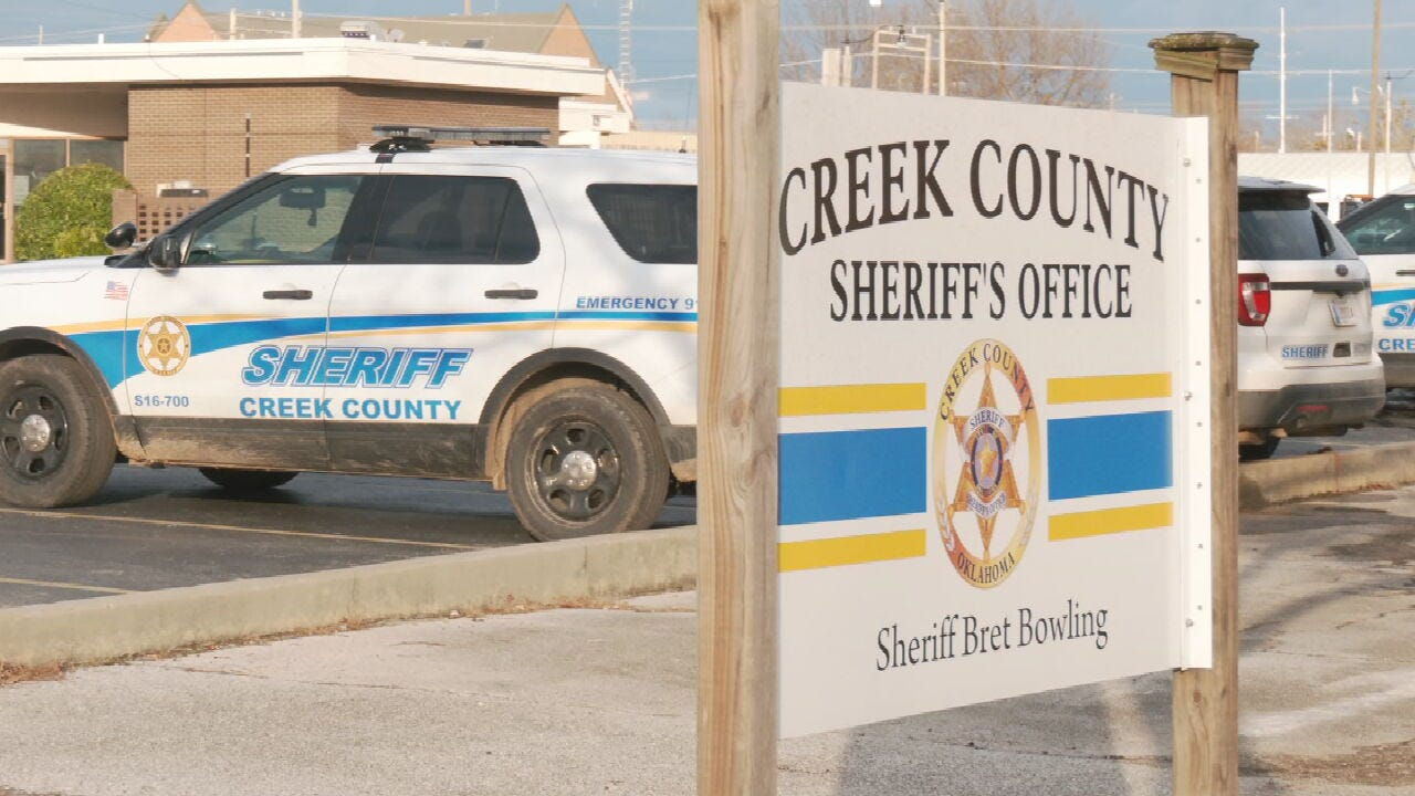 Creek County Man Arrested For Meth Possession