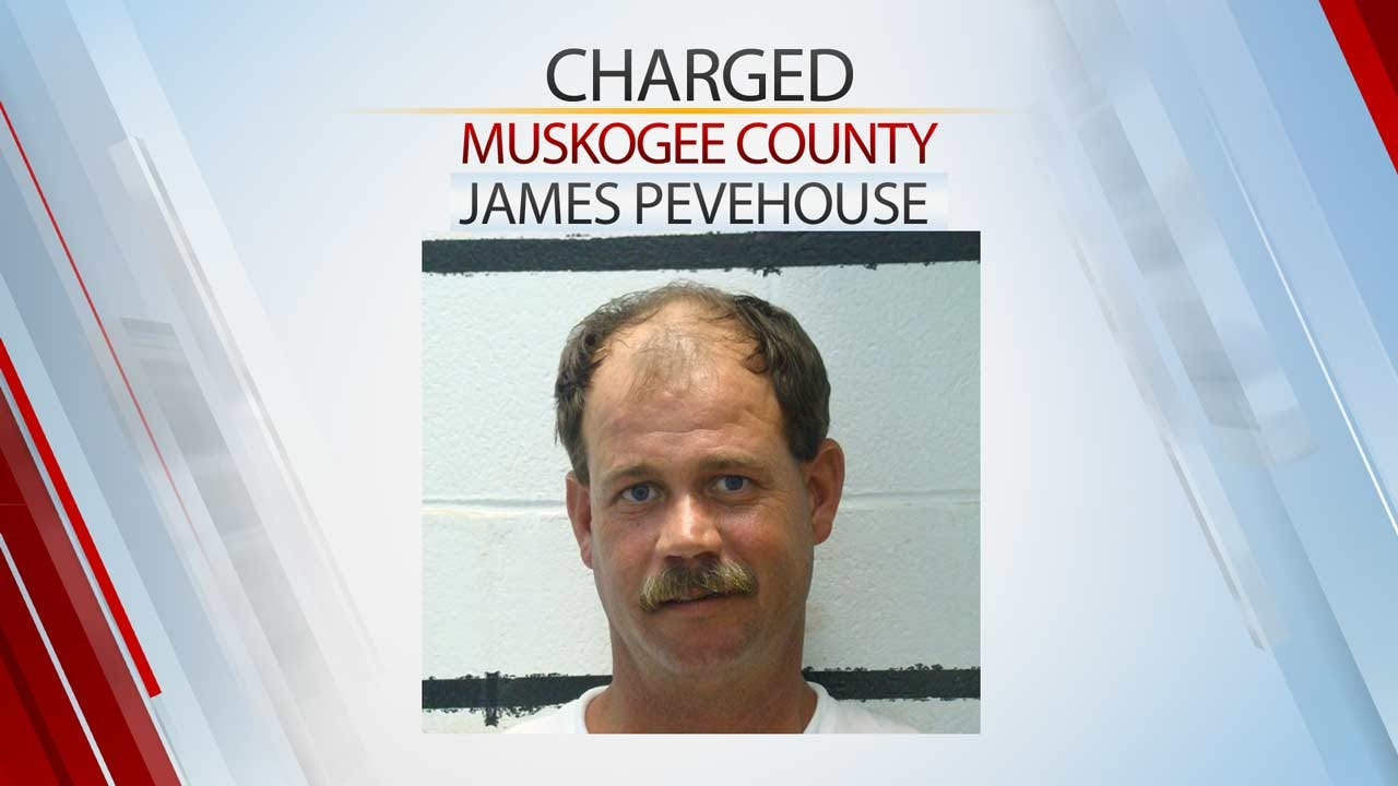 Muskogee County Man Charged With Animal Cruelty