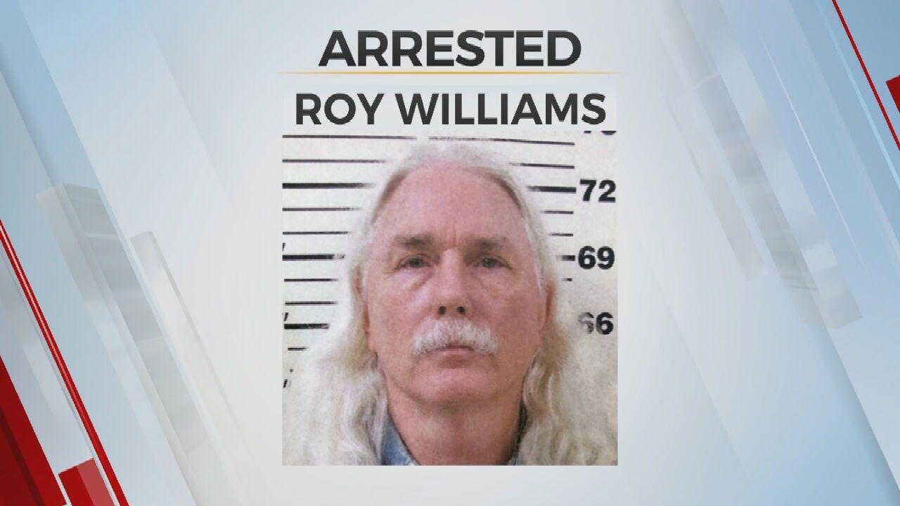 Craig County Man Accused Of Molesting Underage Children