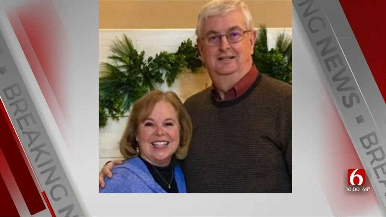 Community Remembers Tulsa Couple Killed In Their Home