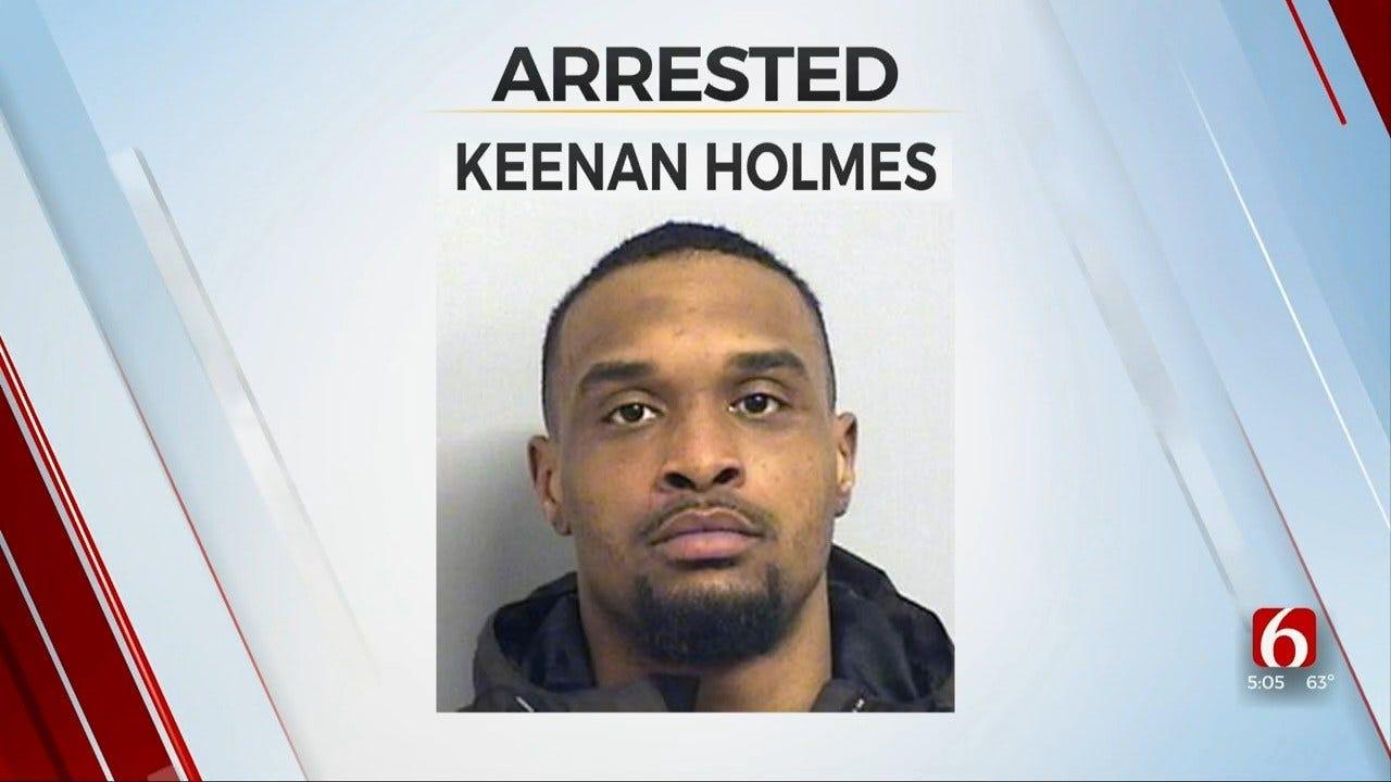Tulsa Police: Man Arrested After Stolen Vehicle Chase