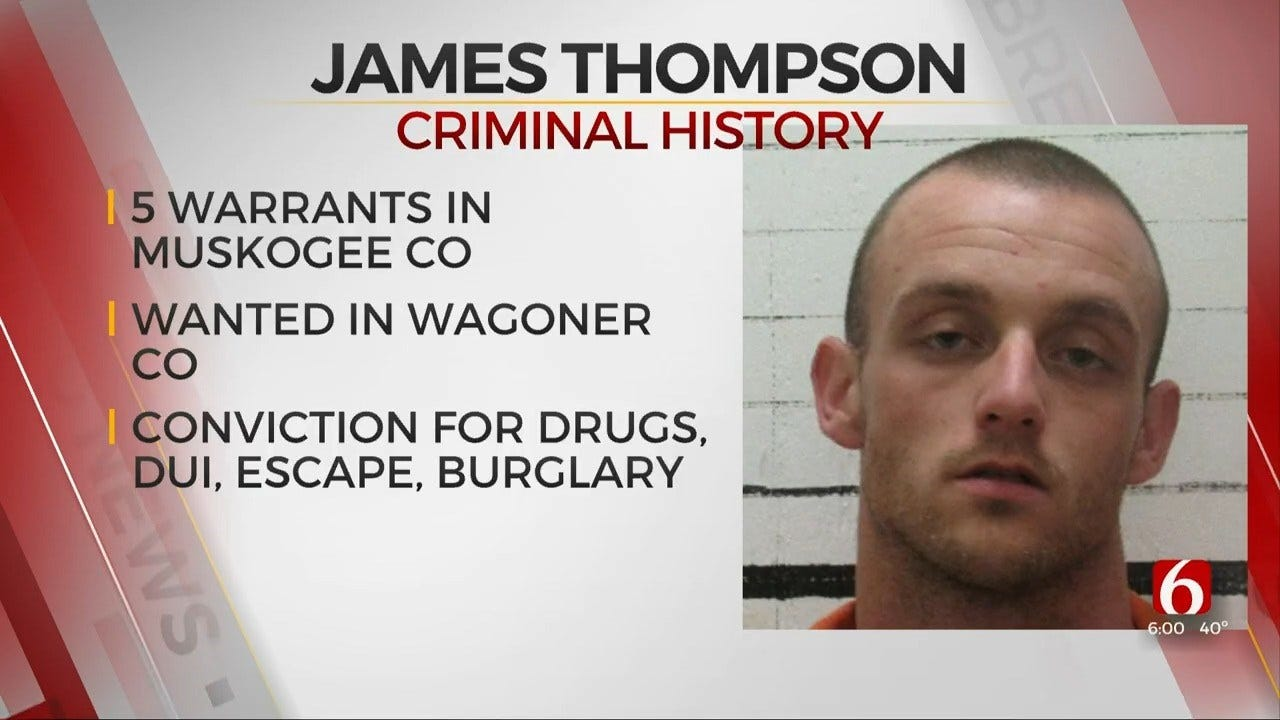 Wanted Man Dead After Officer-Involved Shooting In Tahlequah