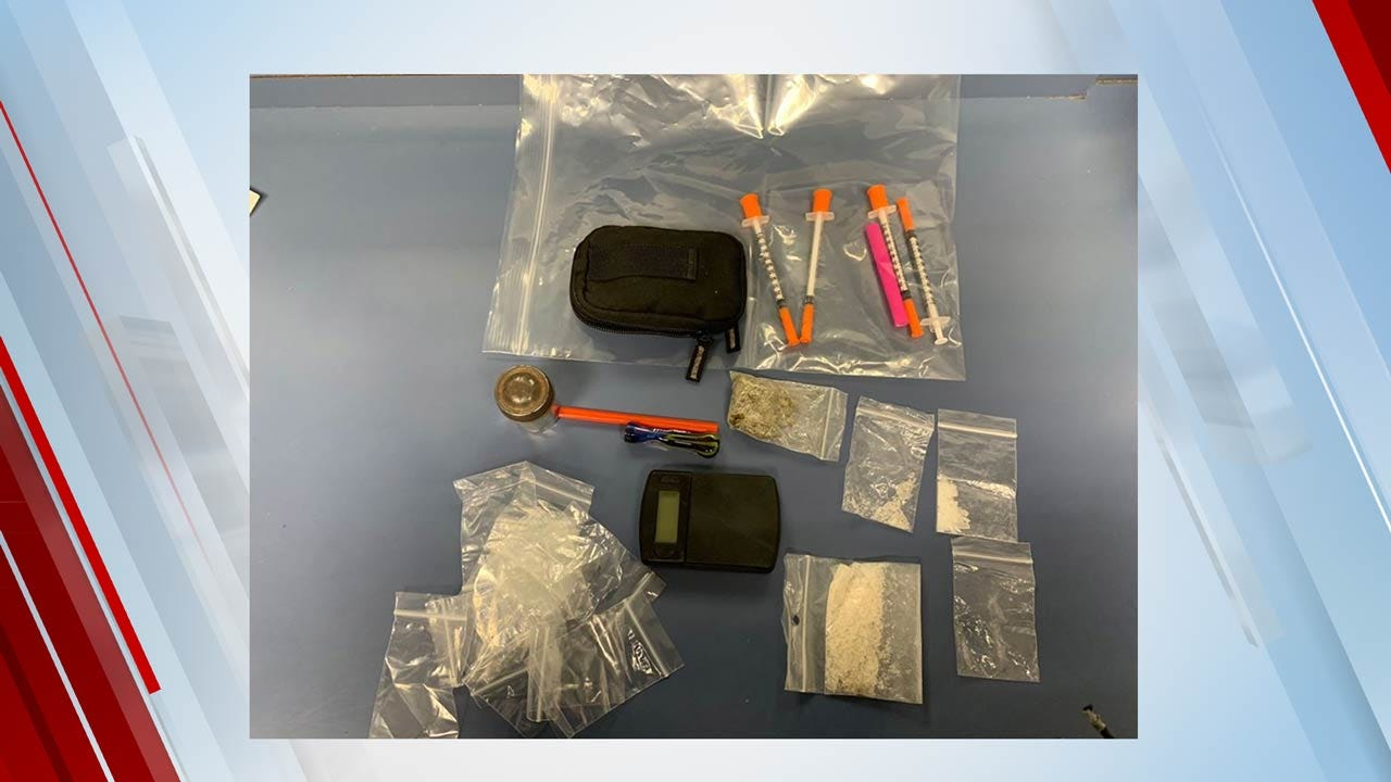Wagoner County Traffic Stop Turns Into Drug Bust