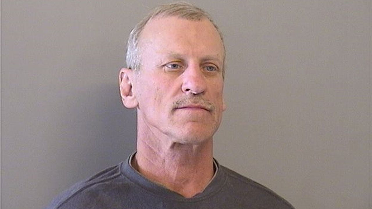 Glenpool Man Accused Of Inappropriately Touching A Woman At A Convenience Store