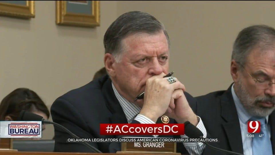 Oklahoma Legislators Discuss American Coronavirus Precautions