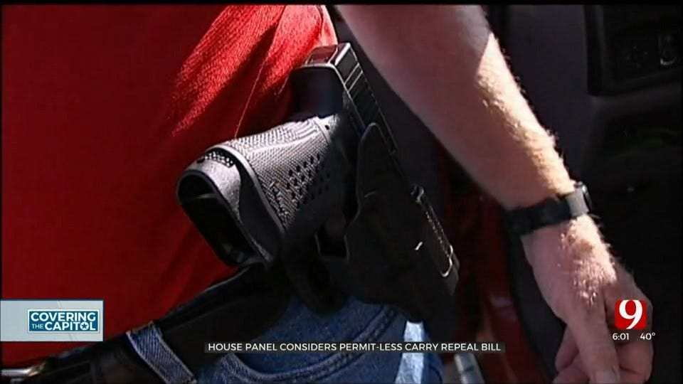 Bill To Overturn Permitless Carry Shot Down