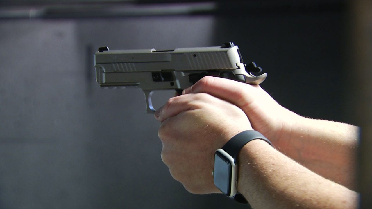 Gun Businesses See Uptick In Training Classes After Permitless Carry Law
