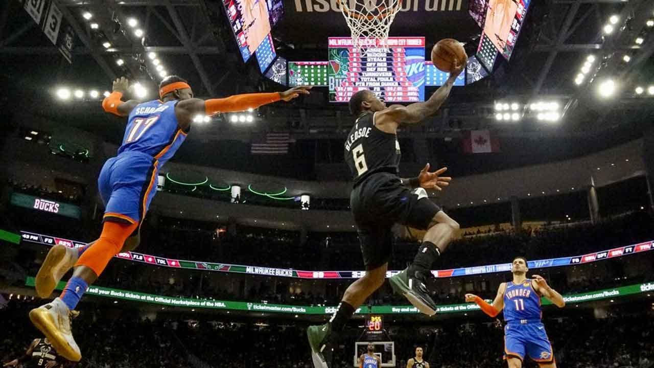 3 Thunder Takeaways: Milwaukee Bucks Stands Tall Above OKC, Rest Of NBA