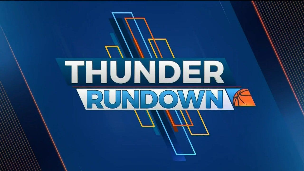 Thunder Reporter Steve McGehee Joins The Show To Recap The Thunder's Win Over The Spurs