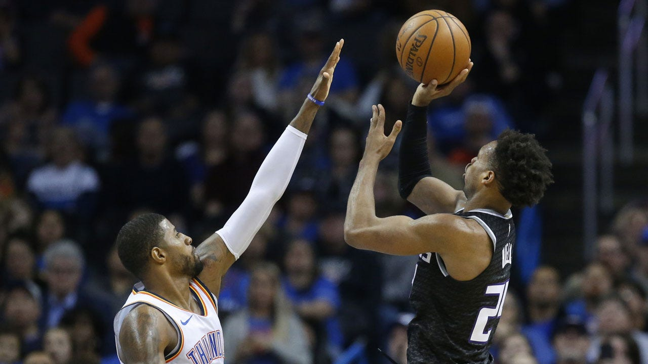 Oklahoma Alum Buddy Hield Shoots Past The Competition To Win 3-Point Contest At All-Star Weekend