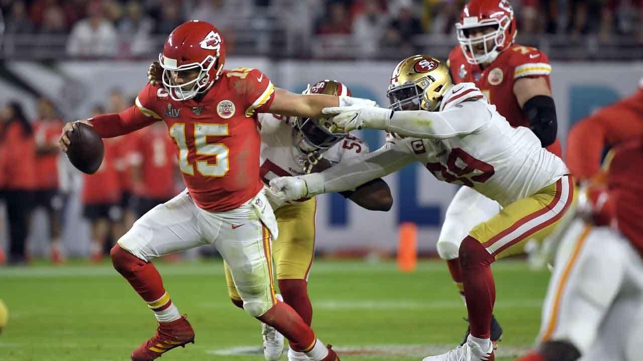 Super Bowl Final: Chiefs Vs. 49ers