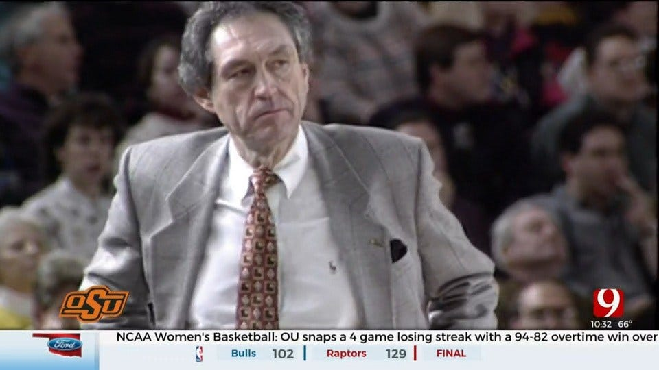 Will Eddie Sutton Be Elected To Basketball Hall Of Fame