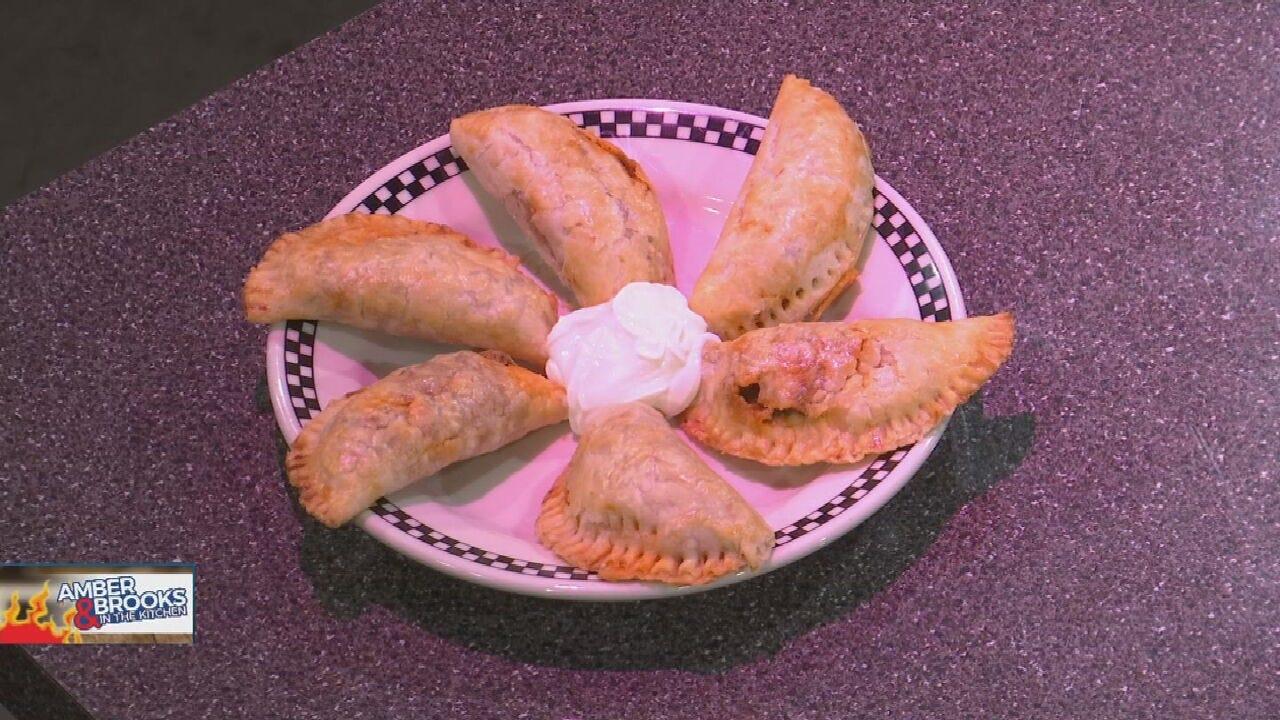 Amber & Brooks: Easy Chipotle Beef Empanadas